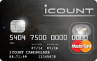 icount current account MasterCard