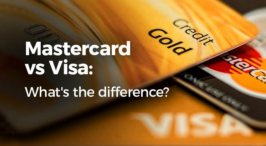 Mastercard vs Visa - what's the difference?