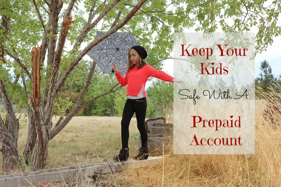 prepaid account